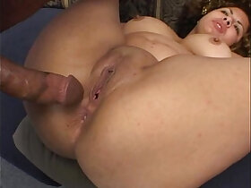 bbw porn - BBW gets double teamed and creamed