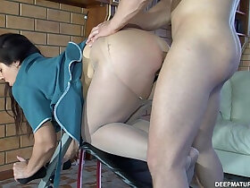 anal porn - Milf gets anal russian