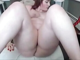 babe porn - Chubby Tattooed Redhead babe with bangs bates pornvideo.rodeo