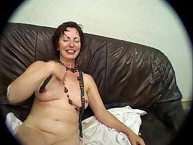 bukkake porn - German Salome drinks piss