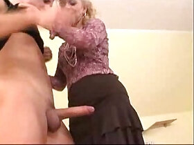 anal porn - Mature Hot Mom Gets Straight And Anal