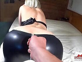 anal porn - ANAL FREMDFICK fuer die EHEHURE