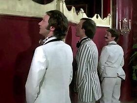 gloryhole porn - Gloryhole Orgy In The Sign of The Lion 1976 Sex Scene