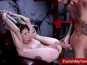 punishment porn - Submissived XXX Put Out Or Get Out with Lola Fae video