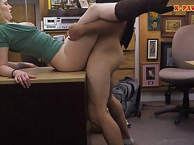 blonde porn - Hot blonde nailed by pawn keeper