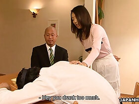 asian porn - Asian slut Yui cheating on her man in his home