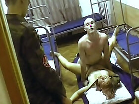 russian porn - Whore in russian army.