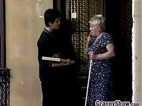 granny porn - luckypizzaboy