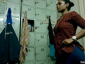 desi porn - Indian Girl Changing Dress In Gym Changing Room