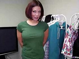 handjob porn - Super sexy woman handjob