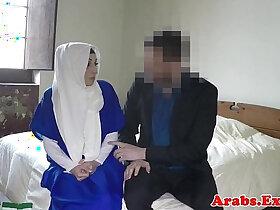 arab porn - Arabic habiba throated then doggystyled