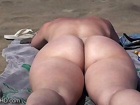 beach porn - lanzarote nude beach voyeur