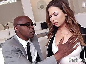 bbc porn - Schoolgirl vs BBC Melissa Moore DarkX