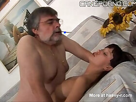daddy porn - Italian dad fucks her young daughter