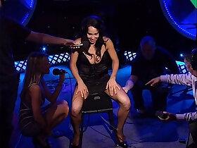 celebrity porn - octomom howard stern sybian ride