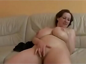bbw porn - Bbw Milf On The Couch