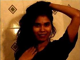 desi porn - Mai Hairy Indian Girl Shower