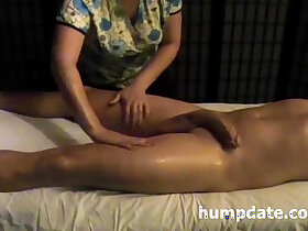 handjob porn - Good housewife gives handjob