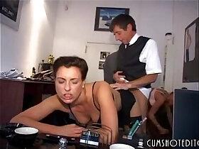 german porn - Nasty German Secretaries Doing Their Duties Well