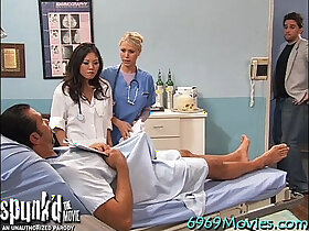 celebrity porn - MaryKate and Ashley Holeson Hillary Scott after Katie Morgan as Jizzie Stevens