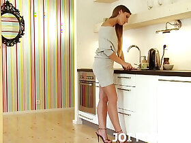 big cock porn - I want to worship your big cock with feet JOI