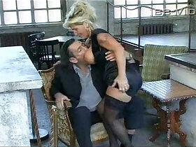 horny porn - Horny mother hardfuck