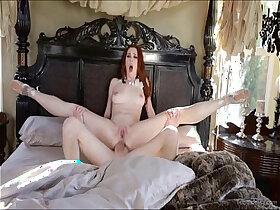ass porn - Redhead Loves big Cock Up The Ass