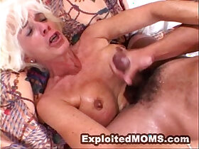 abuse porn - Mom gets used and abused by a big black monster cock in Hot Mature porn Video