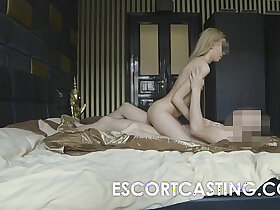 anal porn - Skinny Blonde russian Teen Escort Anal Casting