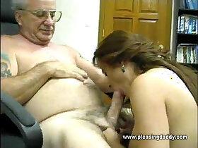 audition porn - Slut Auditions For Old Pervert