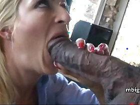 black porn - Monster Cock Interracial