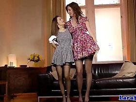 glamour porn - Stockings milf pussylicking glamour lesbian
