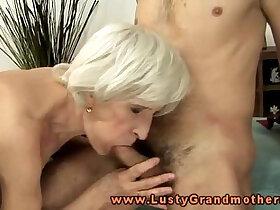 blonde porn - Blonde mature granny hottie slammed hard