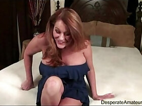 amateur porn - Casting Full figure Scarlett desperate amateurs