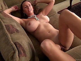 amazing porn - Amazing mature mom Julie with big boobs FullHD