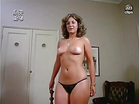 celebrity porn - Naked Matilde Mastrangi in A Noite das