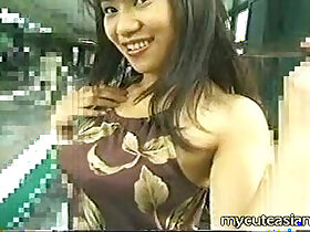 amateur porn - Sexy Asian getting nice and naked