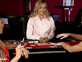 action porn - Naughty Gamblers by Sapphic Erotica lesbian sex scene action with Rene and Li
