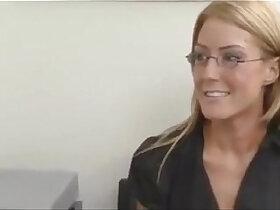 american porn - Job Interview turns to Lesbian sex