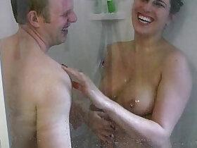 homemade porn - Hot Homemade Shower Sex