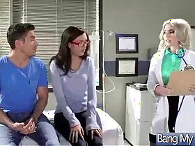 banged porn - Hard Sex Tape With mind Doctor Bang Horny sluty Patient movie