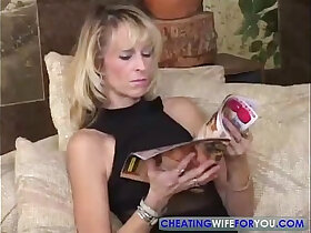 housewife porn - Mature housewife get the fucking she desparately need