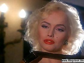 classic porn - I vizi di Marilyn 1984 Italian Classic vintage