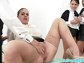 classroom porn - Download Glamour schoolgirls enjoy classroom orgy pornvideo.rodeo