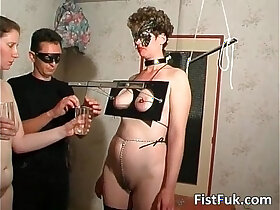 action porn - Long fetish kinky action where mature