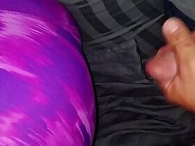 cum porn - cum on sleeping exwife