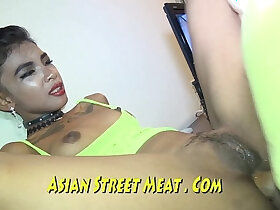 anal porn - Brown Tattooed Asian Loves Dirty Anal