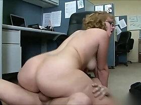 booty porn - BIG BOOTY OFFICE slut GIRL