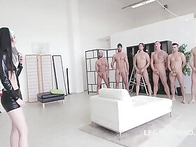 anal porn - Incredible Video!! Super Model Crystal Greenvelle Double Anal GangBang