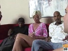 black porn - Mom Gangbanged by Blacks!
